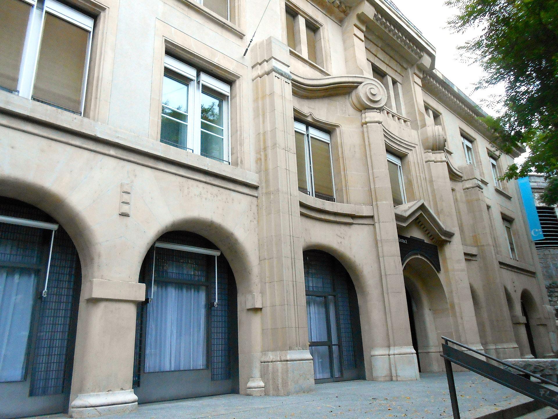 Haute Ecole de Musique de Lausanne